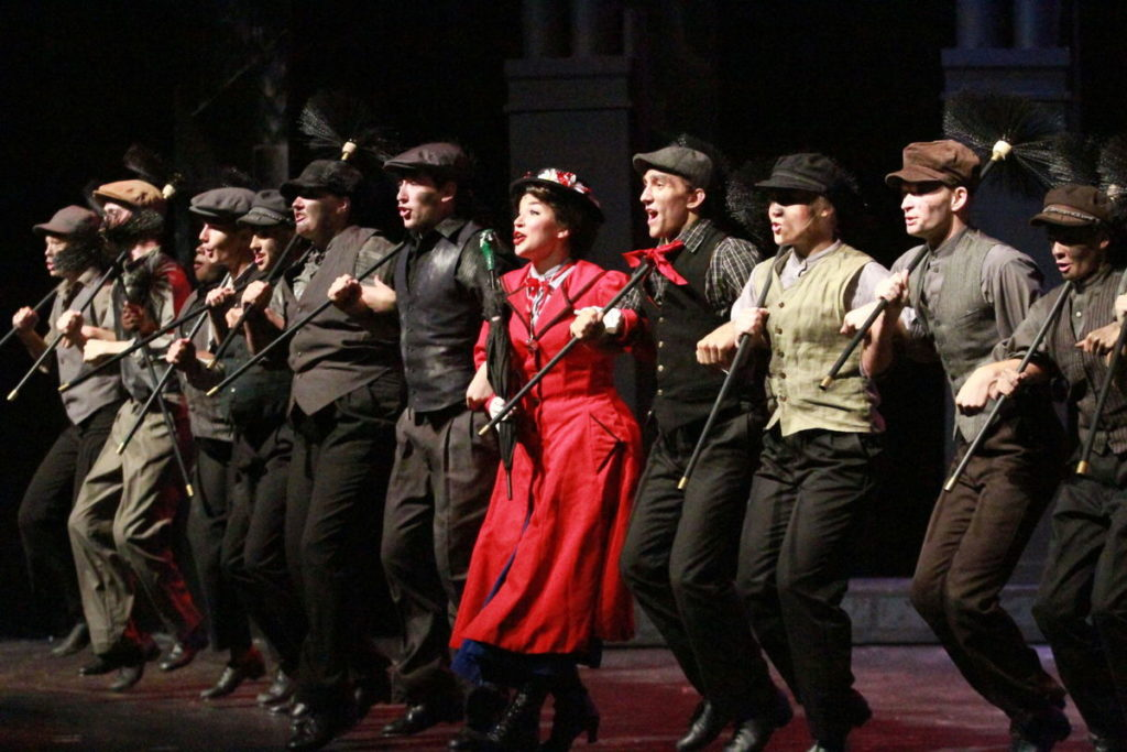 Mary Poppins Step in Time